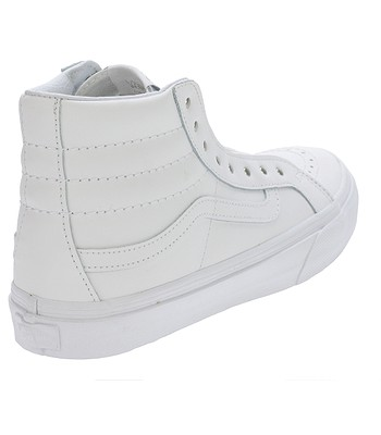 40a19273d2 shoes Vans Sk8-Hi Slim - Rivets Antique Silver True White. IN STOCK -40%
