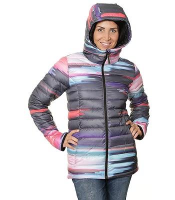 jacket Burton Evergreen Hooded Synthetic Insulator - Flynn Glitch. In stock  -40% 740517fe707