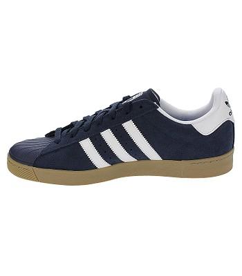 new arrival 818d7 667c5 shoes adidas Originals Superstar Vulc Adv - Collegialite Navy White Gum. No  longer available.