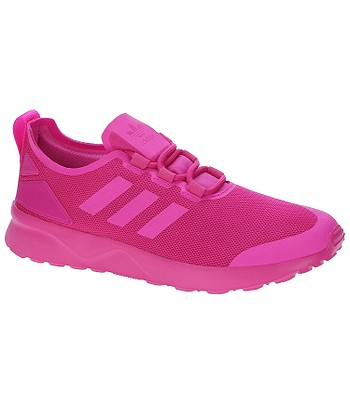 best loved 219ec 91f38 shoes adidas Originals ZX Flux Adv Verve - Shock Pink Shock Pink White -  snowboard-online.eu