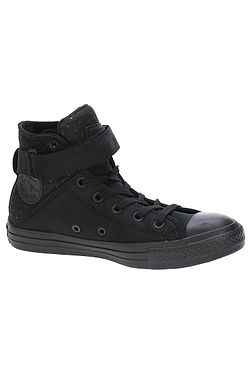 4f726b6e105 boty Converse Chuck Taylor All Star Brea Neoprene Hi - 553281 Black Black