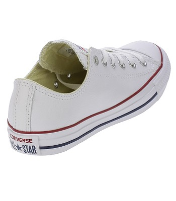 c06c37b3dd1e shoes Converse Chuck Taylor All Star Leather OX - 132173 White. IN STOCK ‐  by 1. 4. at your home