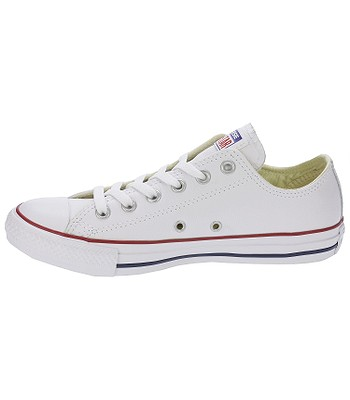 8f06d6fbba24 shoes Converse Chuck Taylor All Star Leather OX - 132173 White. In stock