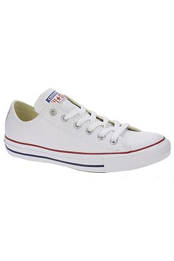 shoes Converse Chuck Taylor All Star Leather OX - 132173/White