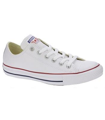 d1501e7293da shoes Converse Chuck Taylor All Star Leather OX - 132173 White -  snowboard-online.eu