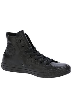 2b3474ca8 topánky Converse Chuck Taylor All Star Leather Hi - 135251/Black Monochrome