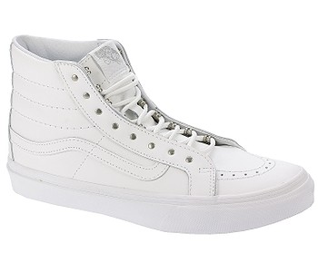 boty Vans Sk8-Hi Slim - Rivets Antique Silver True White - boty-boty ... 768bc1e174