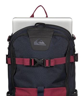 704e25ca33260 plecak Quiksilver Oxydized Pro - BYJ0 Navy Blazer - snowboard-online.pl