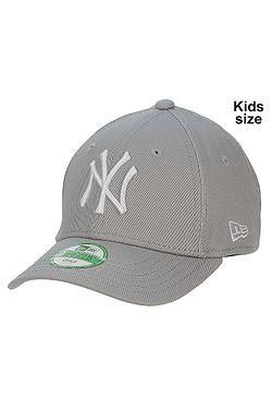 šiltovka New Era 9FO League Basic MLB New York Yankees Kid s - Gray Optic  White be328fb18f