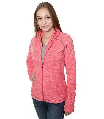 mikina Roxy Harmony Zip - MLR0 Paradise Pink - snowboard-online.sk 628cf4f2613