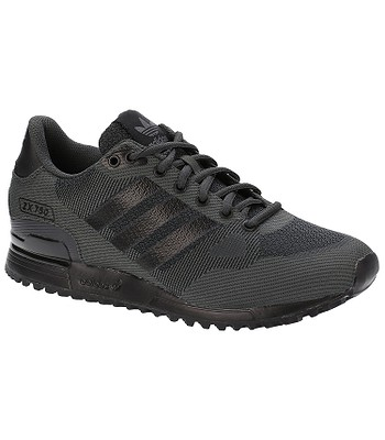 boty adidas Originals ZX 750 WV - Core Black Core Black Dark Gray ... bef9e07332
