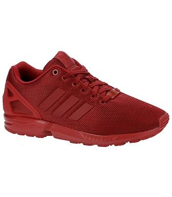 Bolsa Lechuguilla ingresos  shoes adidas Originals ZX Flux - Power Red/Power Red/Collegiate ...