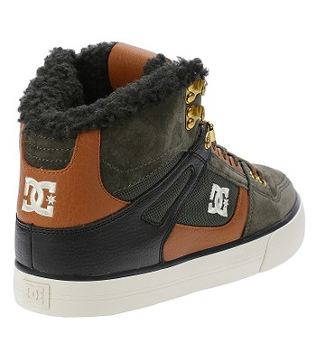 6cb330be5d1c6 topánky DC Spartan High WC WNT - MIL/Military - snowboard-online.sk