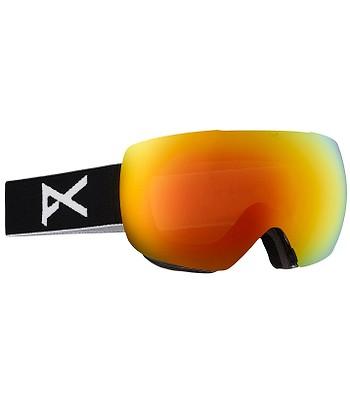 okuliare Anon Mig - Black Red Solex - snowboard-online.sk 13cb88ab2ec
