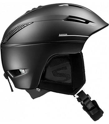 helma Salomon Ranger2 C.Air - Black - snowboard-online.sk ce8b8478ab1