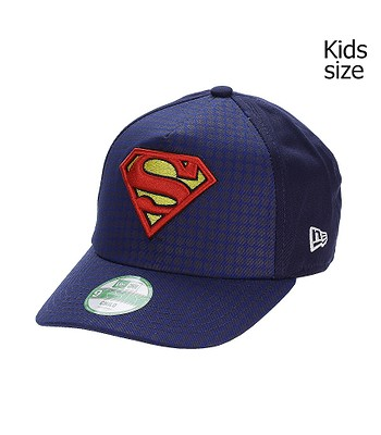 kšiltovka New Era 9FO Dotted Hero Superman Kid s - Navy  036876972c
