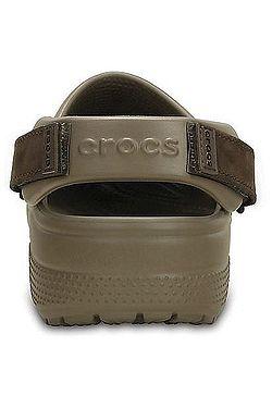 ... boty Crocs Yukon Mesa Clog - Khaki Espresso fc54f1b75b
