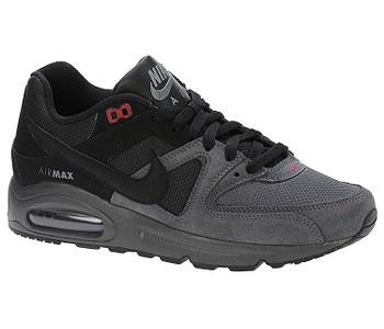 c025e35c0fc4 boty Nike Air Max Command - Black Dark Gray Gym Red - boty-boty.cz -  doprava zdarma
