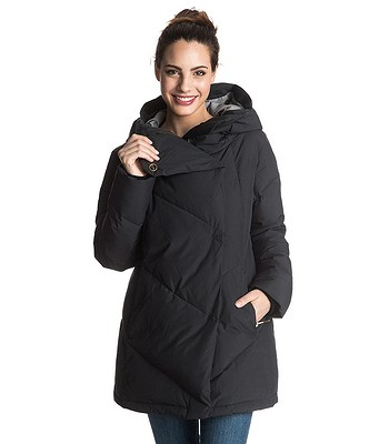 kabát Roxy Abbie - KVJ0 True Black - snowboard-online.sk e026096773