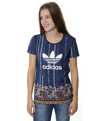 T-Shirt adidas Originals Cirandeira - Multicolor - blackcomb-shop.eu 172ca3b66039b
