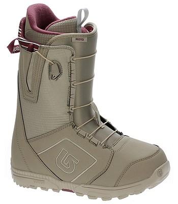 a1c6bff31c33 topánky Burton Moto - Khaki Print