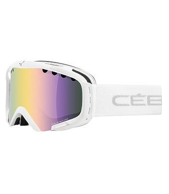 okuliare Cébé Hurricane M - White Light Rose Flash Gold - snowboard ... b087f6e344b