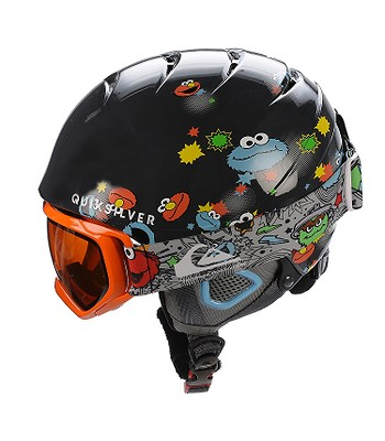 helma Quiksilver The Game Pack - GLQ9 Sesame Street Oscar ... b7636a871f0