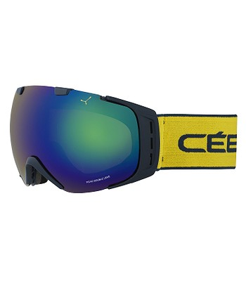 okuliare Cébé Origins L - Blue   Yellow Brown Flash Blue - snowboard ... 481844b1a1f