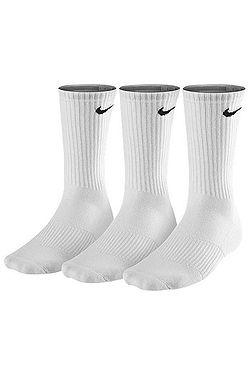 2229562915b ponožky Nike Cushion Crew 3 Pack - 101 White ...