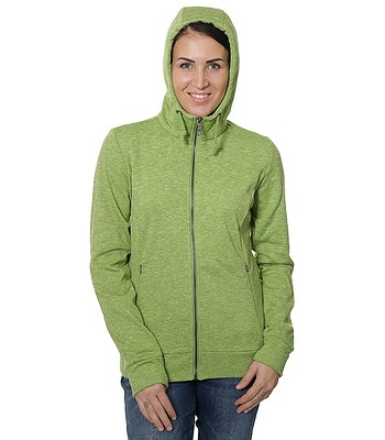 mikina Hannah Galle Zip - Lime - snowboard-online.sk 703a81f5f54