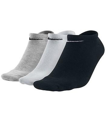 d445e3c15c1 ponožky Nike Value No Show 3 Pack - 901 Multicolor - snowboard-online.sk