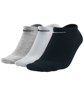 ponožky Nike Value No Show 3 Pack - 901 Multicolor - snowboard-online.sk b303fc0553