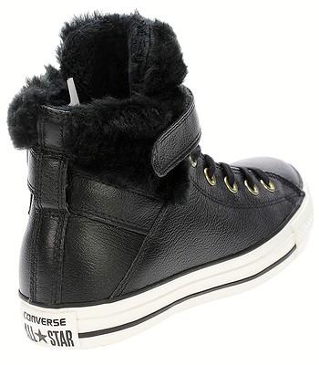 ab2581eead00 topánky Converse Chuck Taylor All Star Brea Leather Hi -  553394 Black Black Egret