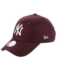 52be35435 šiltovka New Era 9FO League Essential MLB New York Yankees - Marron