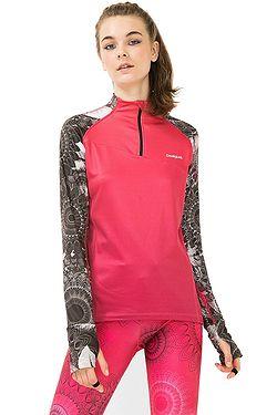 tričko Desigual 67T2SE2 A T-S B LS - 3177 Paradise Pink aaea520319d