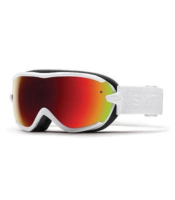 393faa1b627 glasses Smith Virtue - White Eclipse Red Sol-X - snowboard-online.eu