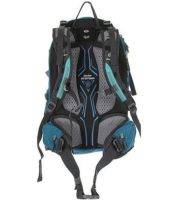 24340d3204ef5 plecak Deuter Trans Alpine Pro 24 SL - Petrol Mint - snowboard-online.pl