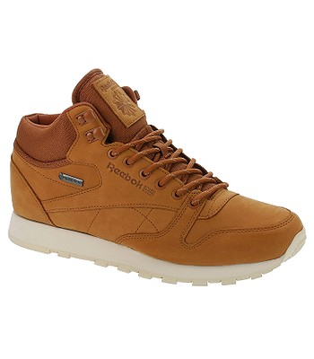 topánky Reebok Classic Leather Mid Goretex - Brown Malt Paperwhite Beach  Stone Stucco b3dd409bf89