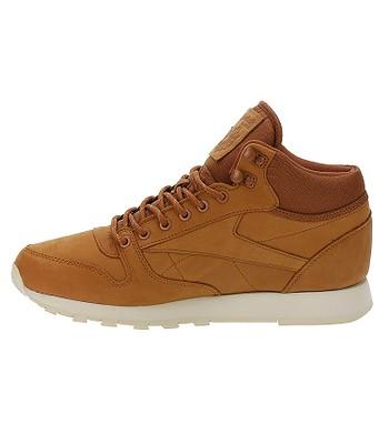 topánky Reebok Classic Leather Mid Goretex - Brown Malt Paperwhite Beach  Stone Stucco. Produkt už nie je dostupný. e1fef4a4258