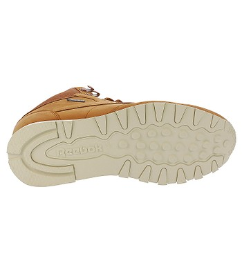 8be2e3426a59 shoes Reebok Classic Leather Mid Goretex - Brown Malt Paperwhite Beach  Stone Stucco. No longer available.