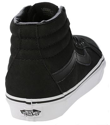 09d17e1a6d shoes Vans Sk8-Hi Reissue - Premium Leather Black True White. No longer  available.