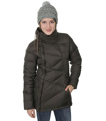 a9734b6cea00af jacket Volcom Structure Down - Vintage Black - snowboard-online.eu