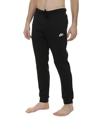004c8b435b6 tepláky Nike Jogger Club - 010 Black White
