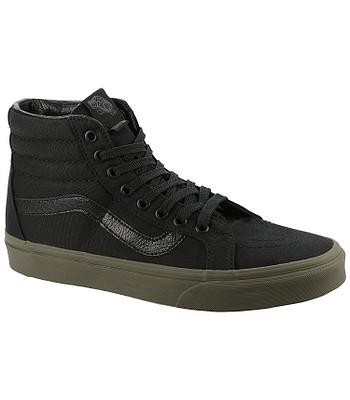 topánky Vans Sk8-Hi Reissue - Vansguard Black Ivy Green ... 7bf54dd9cd
