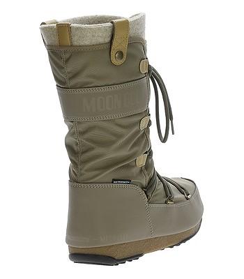 topánky Tecnica Moon Boot W.E. Monaco Felt - Sand. Na sklade ‐ ZAJTRA U VÁS  -20%Doprava zadarmo 0e2fbefcac0
