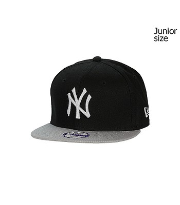 17133f6ed20 cap New Era 9FI Cotton Block MLB New York Yankees - Black Gray White -  snowboard-online.eu