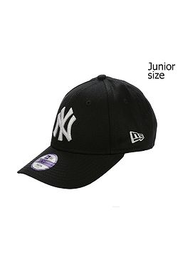 b9ee83f75 šiltovka New Era 9FO League Basic MLB New York Yankees Youth - Black/White  ...