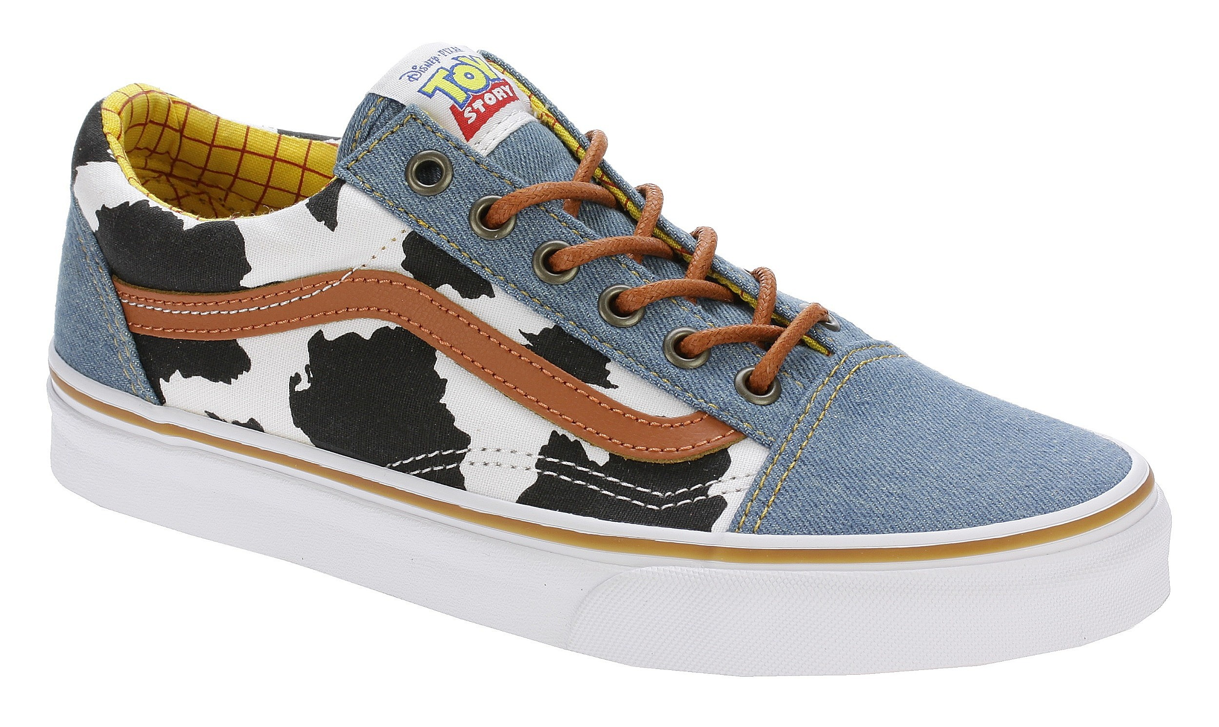 Vans Toy Story Woody granate