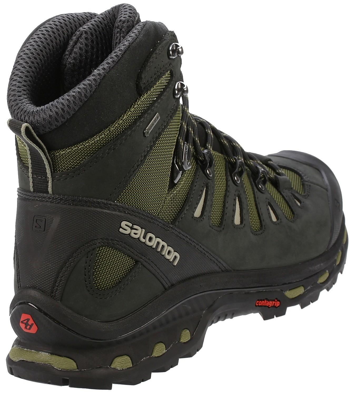 Salomon QUEST 4D 2 GTX Buty trekkingowe iguana greenasphaltdark titanium