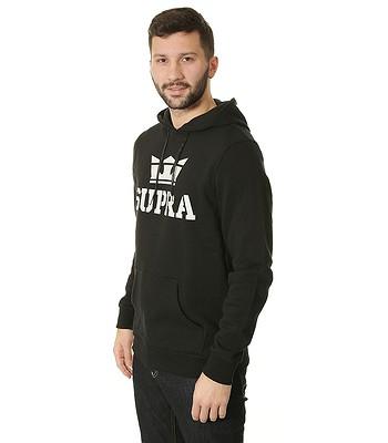 mikina Supra Above Pullover - Black Light Gray. Produkt již není dostupný. 2b937c89f54